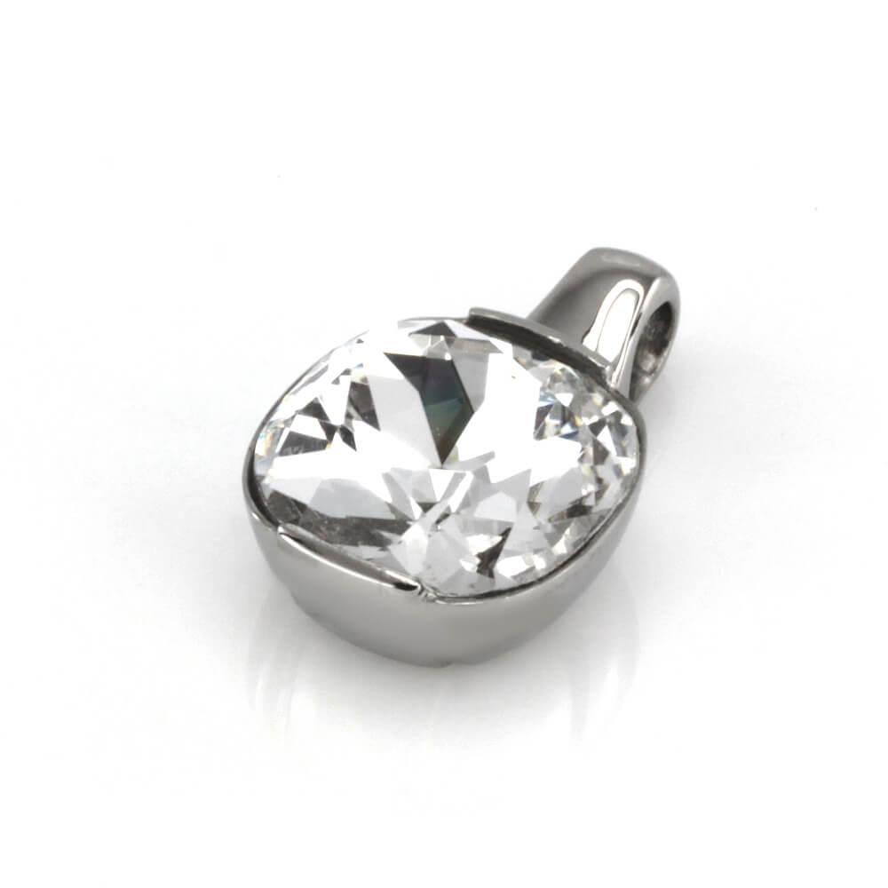 MPM Přívěsek z chirurgické oceli Pendant 7930, Silver