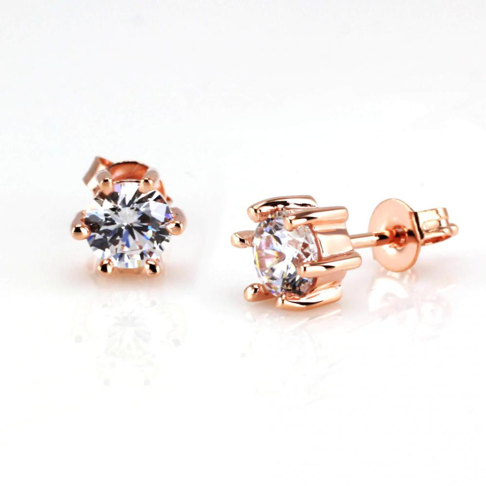 Earrings 7916, Gold