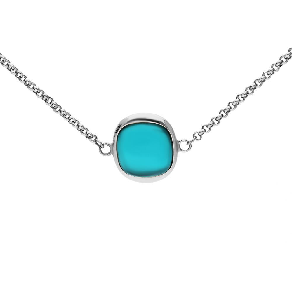 MPM Ocelový náhrdelník z chirurgické oceli Necklace 7994, Silver
