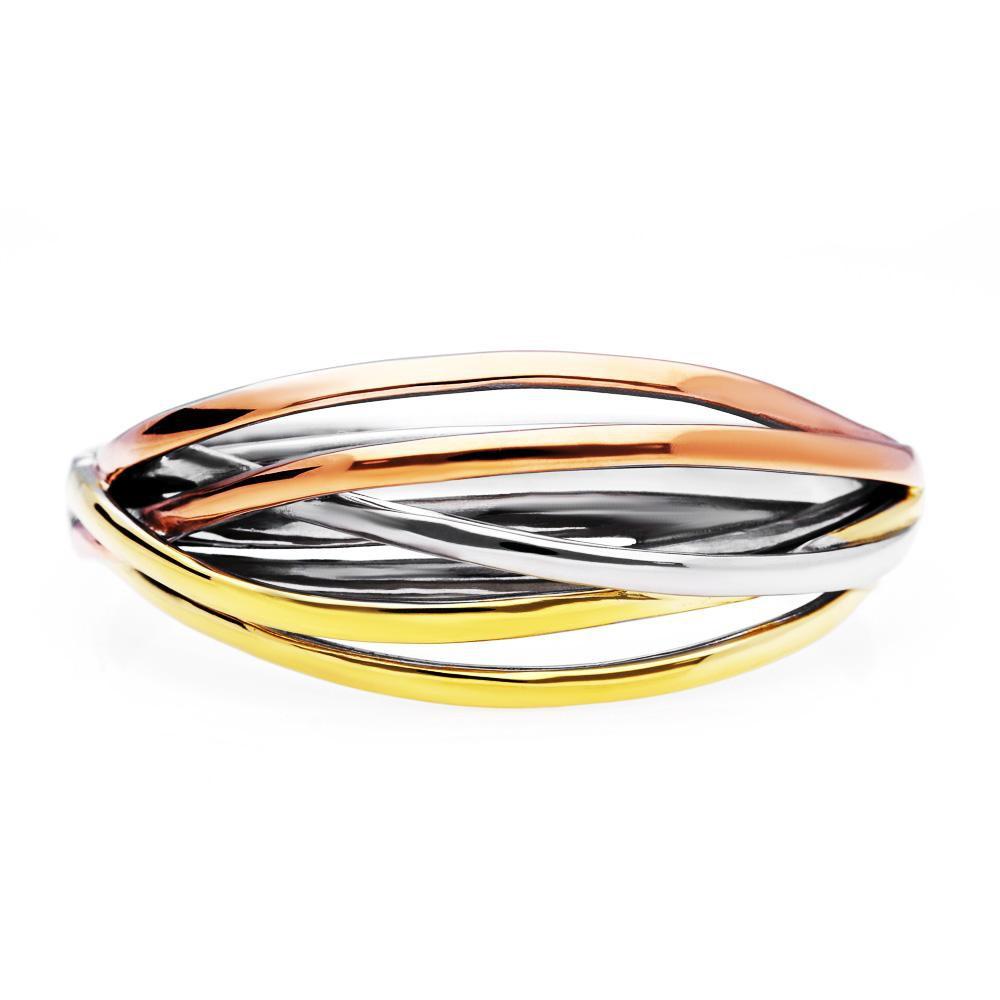 MPM Ocelový náramek z chirurgické oceli Bracelet 7985, size L