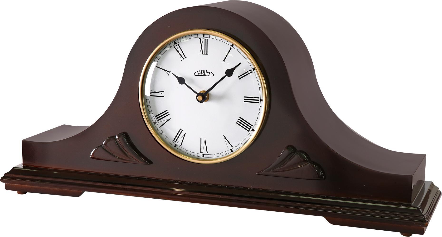 MPM Dřevěné stolní melodické hodiny III. E03P.3929.52