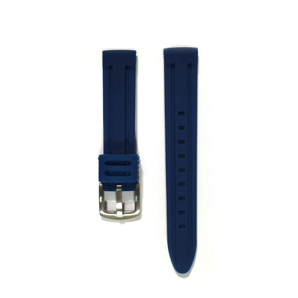 MPM Gumový řemínek na hodinky MPM RJ.15325.22 (22 mm)