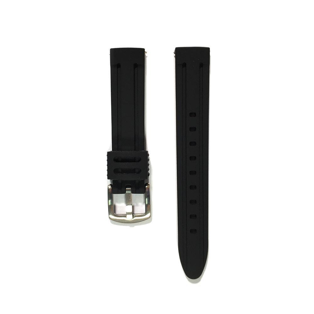 MPM Gumový řemínek na hodinky MPM RJ.15021.22 (22 mm)