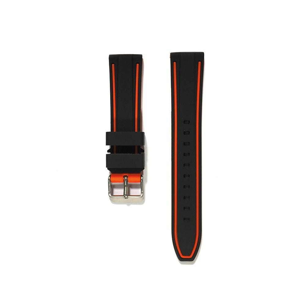 MPM Gumový řemínek na hodinky MPM RJ.15326.20 (20 mm)