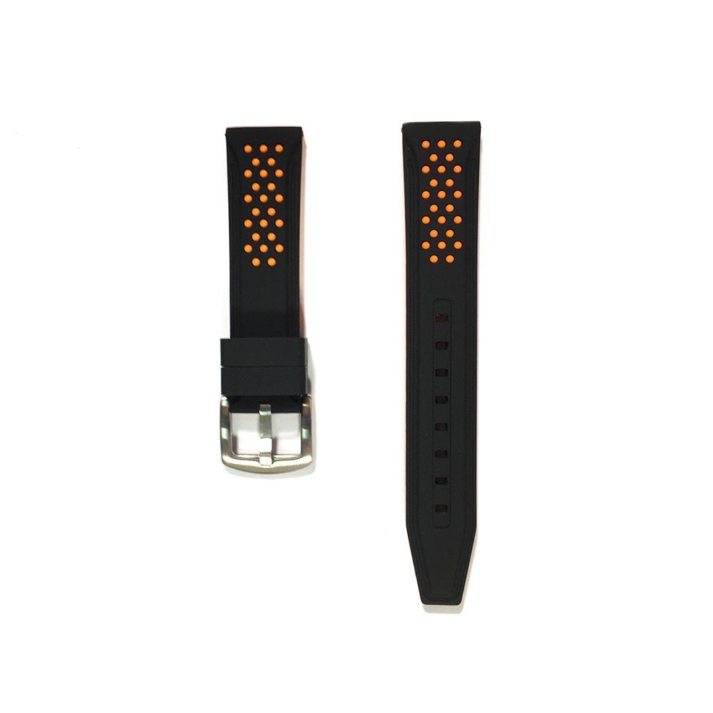 MPM Gumový řemínek na hodinky MPM RJ.15327.22 (22 mm)