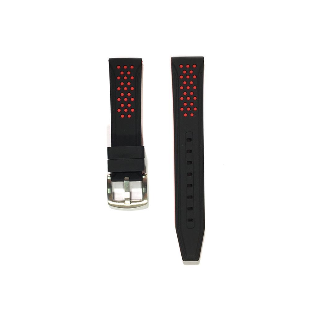 MPM Gumový řemínek na hodinky MPM RJ.15327.24 (24 mm)