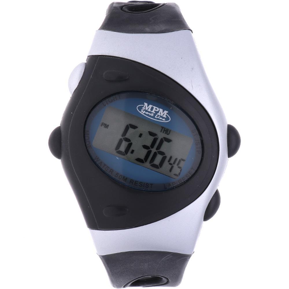 MPM Digitální hodinky MPM 22-D62245GU1101000