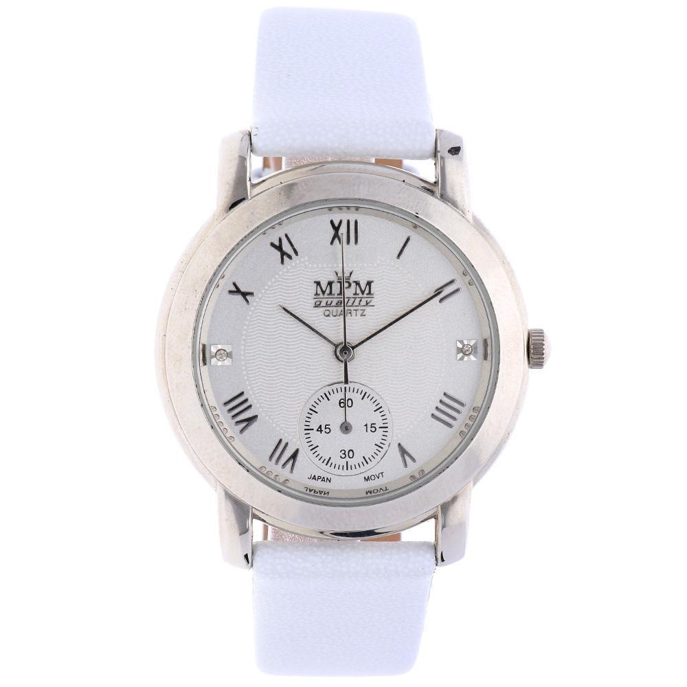 MPM Náramkové hodinky MPM unisex W03M.11259.B