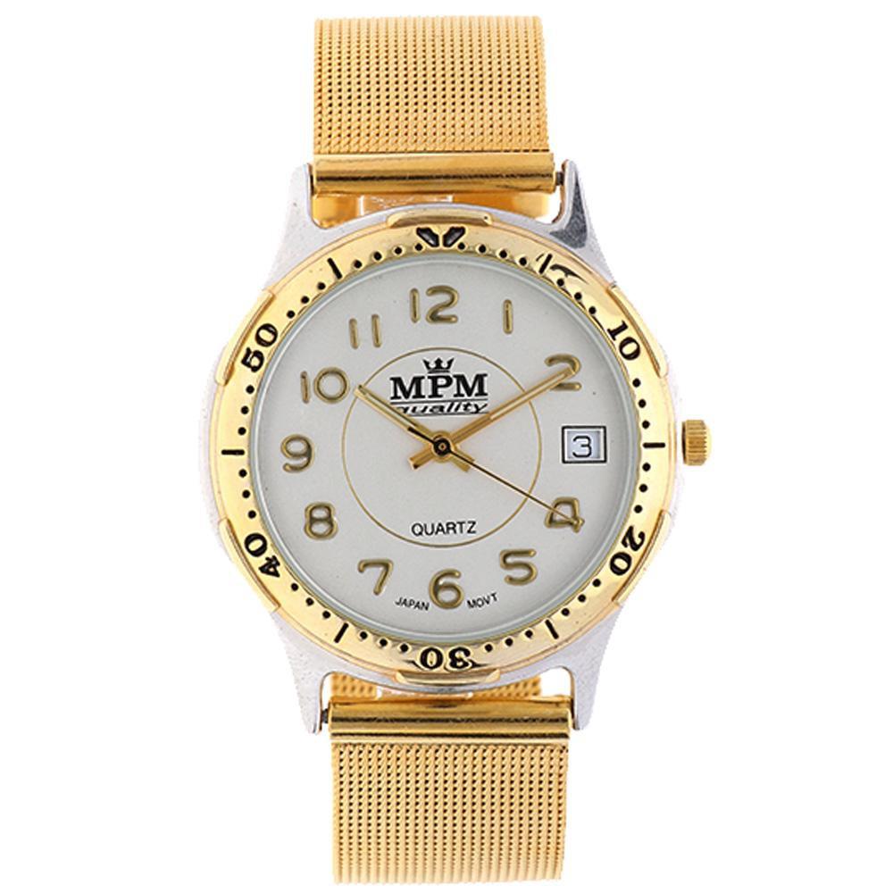 MPM Náramkové hodinky MPM unisex W03M.11254.A