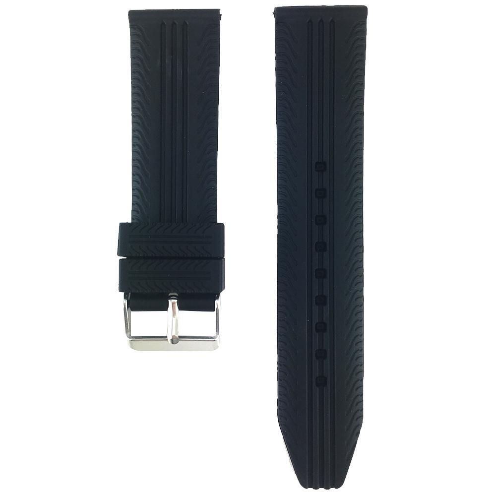 MPM Gumový řemínek na hodinky MPM RJ.15682.18 (18 mm)