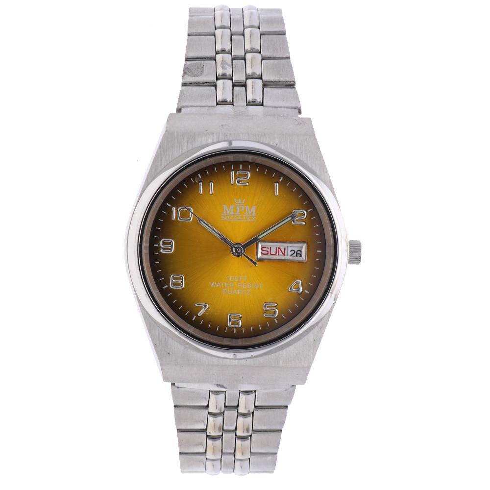MPM Náramkové hodinky MPM unisex W03M.11211.A