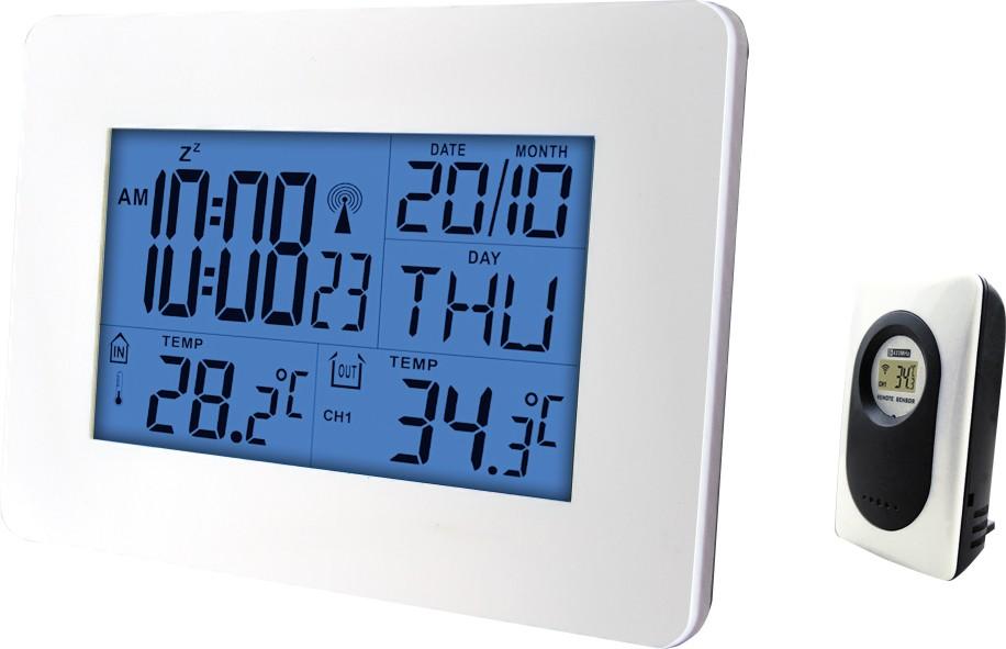 MPM Rádiem řízená elegantní meteorologická stanice MPM C02.2622
