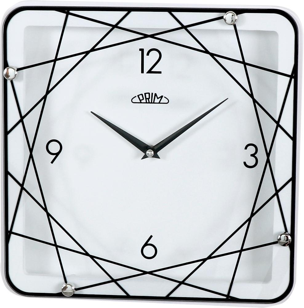 PRIM nástěnné hodiny PRIM Look I. E07P.3055.00
