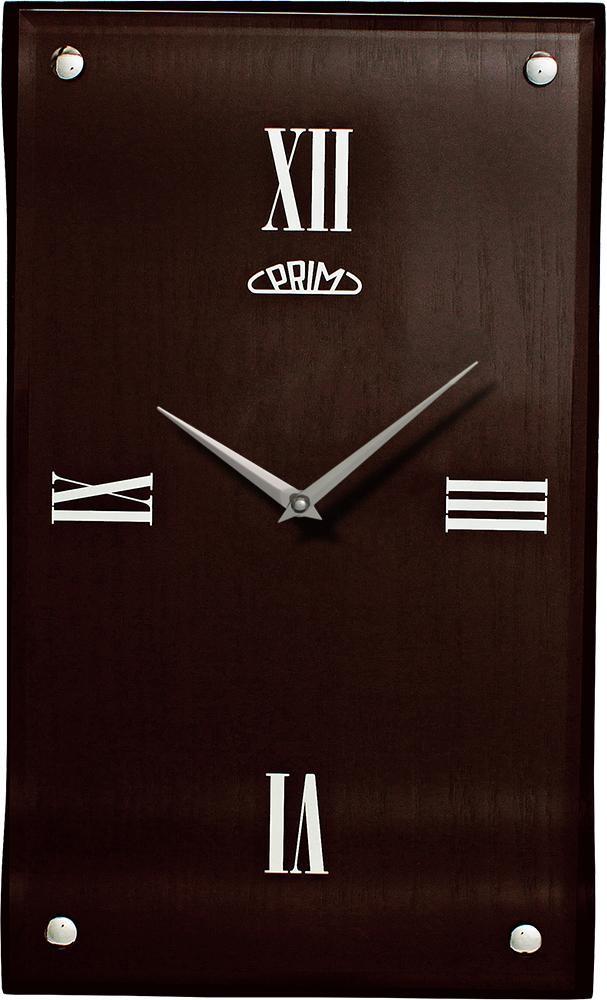 PRIM Nástěnné hodiny PRIM Timber II. E07P.3058.54
