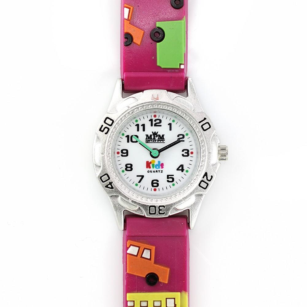 MPM Dětské náramkové hodinky MPM W05M.10274.F