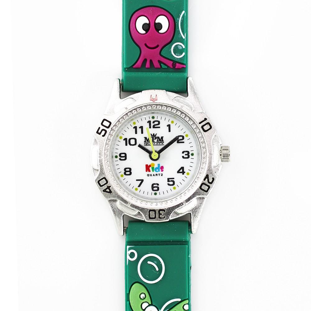 MPM Dětské náramkové hodinky MPM W05M.10274.G